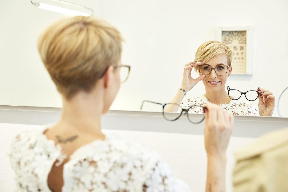 Eine tolle Brillen-Beratung gibt es bei Lunettes Selection auf der Torstrasse in Berlin