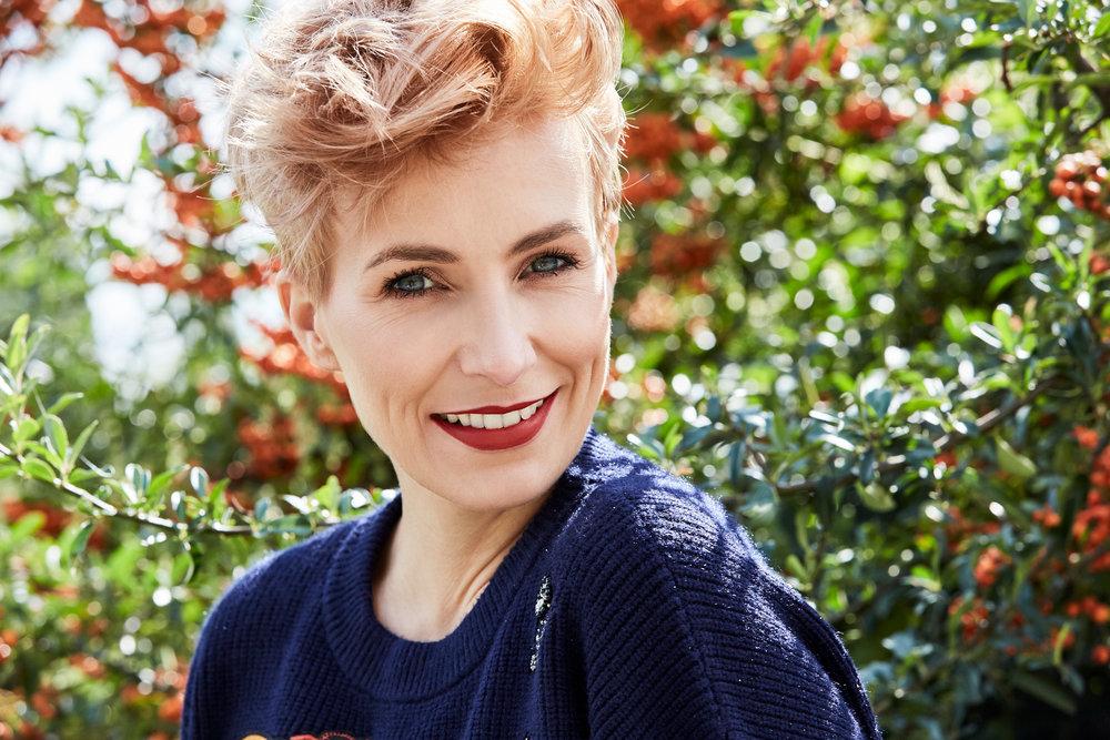 Mein Herbst Make-up Look ist inspiriert von den wunderschönen Farben der Natur. Meine Haarfarbe habe ich passend dazu in Strawberryblond gefärbt (Colorista by L'Oréal Paris)