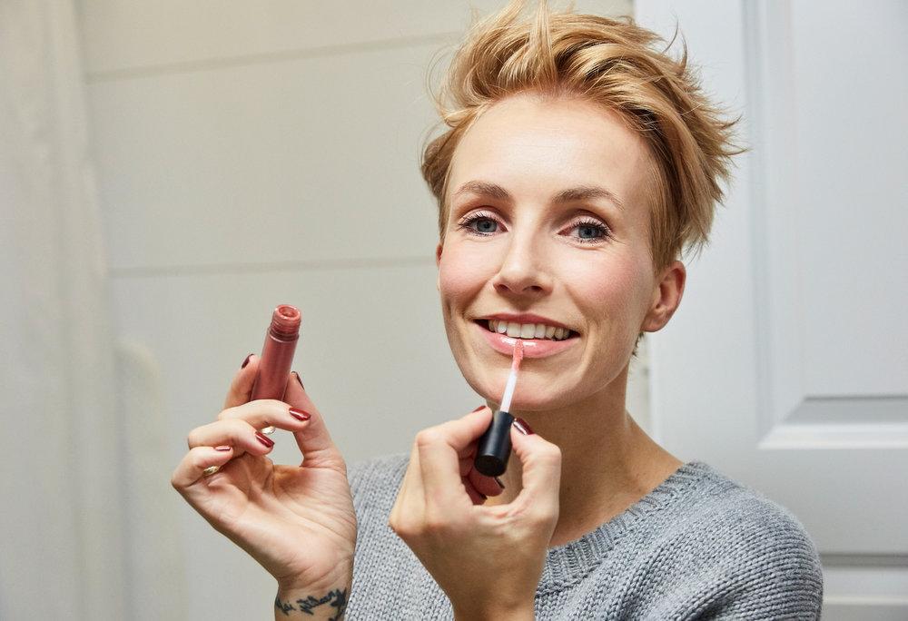 Lipgloss von Bare Minerals