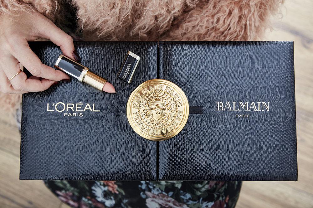 L´Oréal Special Edition in Kooperation mit Balmain