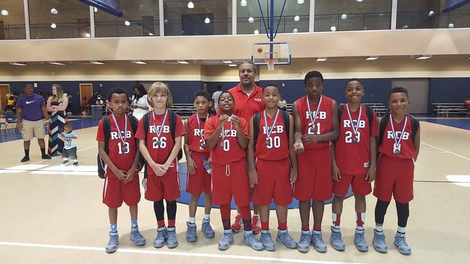 Hoop Quest Atlanta Memorial Day Classic 5th Grade/11U Runner-Up