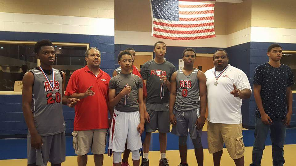 Hoop Quest Atlanta Memorial Day Classic 9th Grade/16 U Runner-Up - Played entire tournament with 5 players