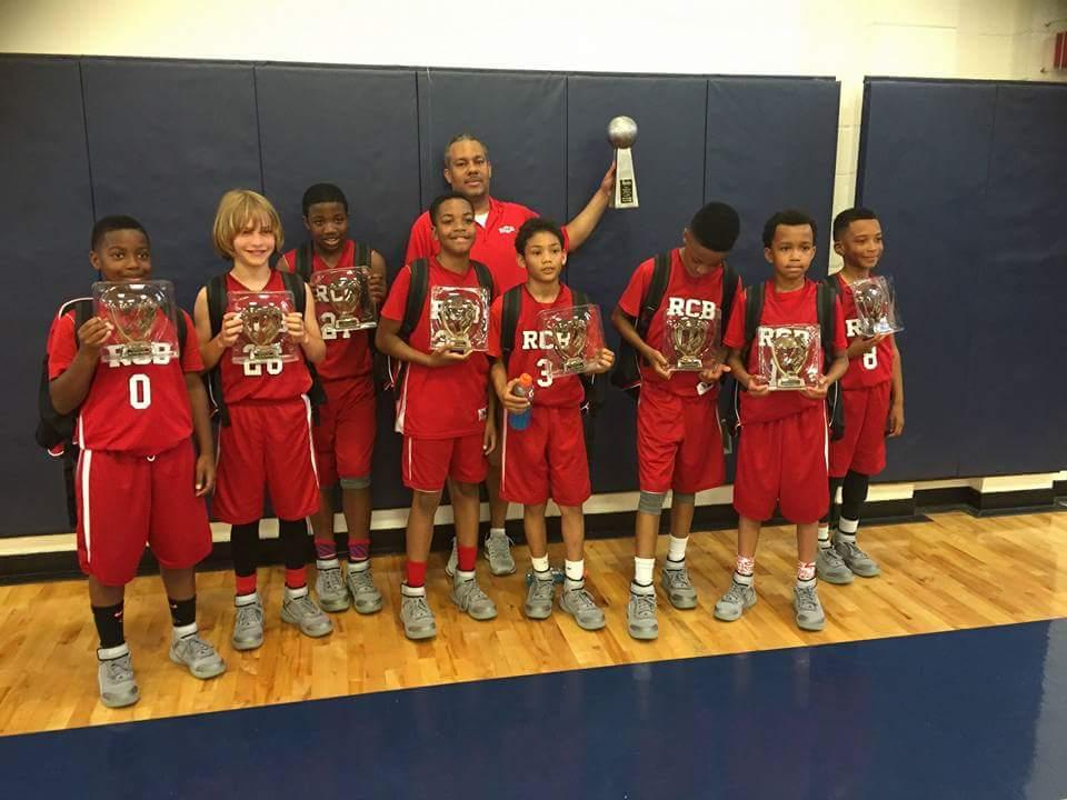 5th Grade YBOA Douglasville Shootout Champions