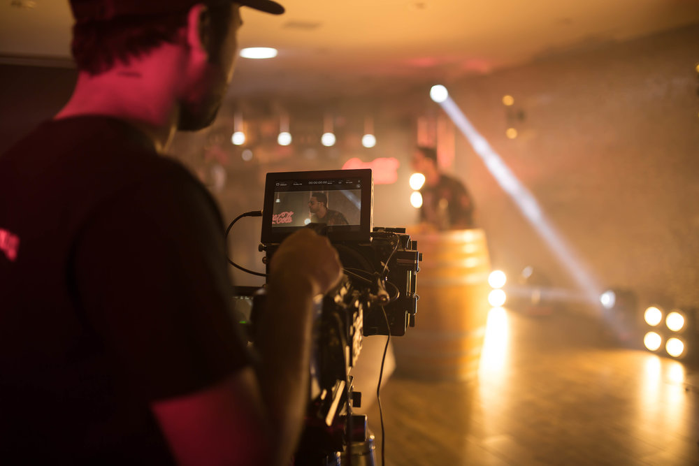 SHARAAB - Music Video   Recently featured on Blackmagic Design.   Read More