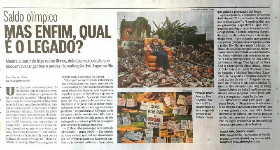 Jornal O GLOBO