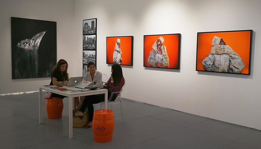 MOV'Art Gallery at Scope