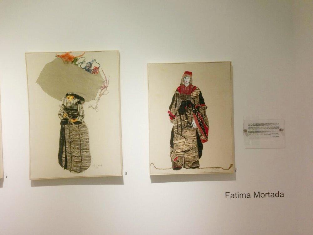 Fatima Mortada's women