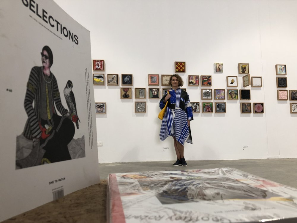 'Cultural Narratives' exhibition by Selections magazine