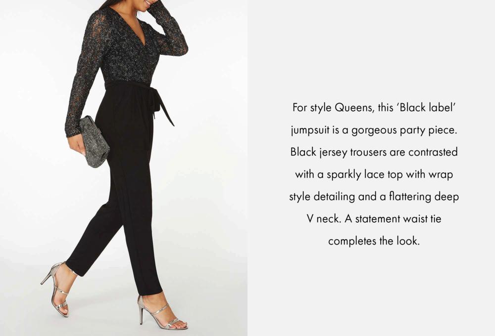 Dorothy Perkins partywear product description 3