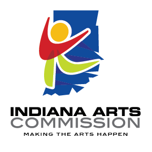 This project is made possible by the support of the Indiana Arts Commission and the National Endowment for the Arts, a federal agency