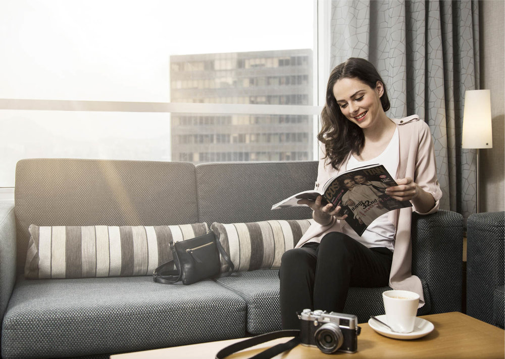 Luxury lifestyle in novotel century | hong kong hotel photographer | francis roux portfolio