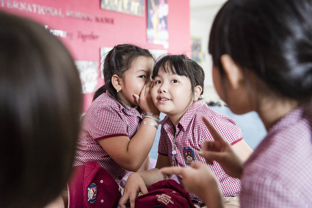 Young students at British International School Hanoi | School photographer in Vietnam | Francis Roux Portfolio