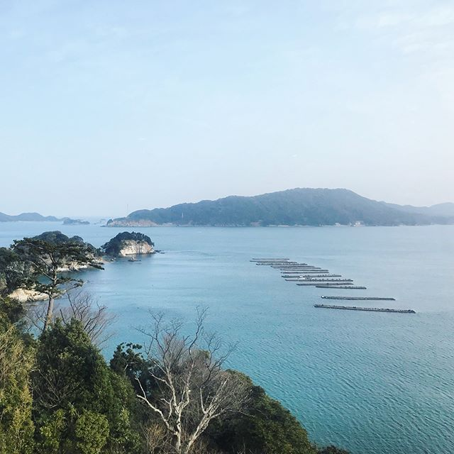 Stunning sea views take to a new level at Toba International Hotel @toba_hotel_international • • • • • •  #japan #toba #pacificocean #international #luxuryhotels #luxury #hotel #view