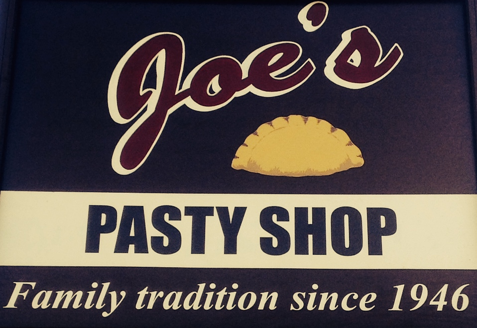 Joe's Pasty Shop
