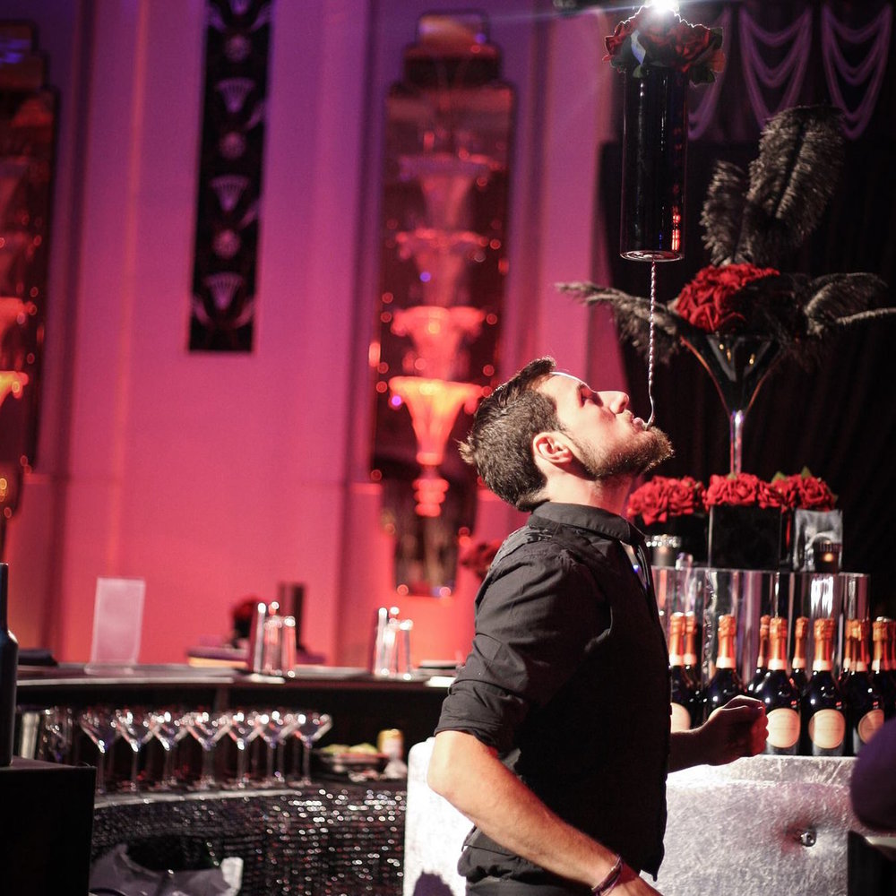 Flair Bartender Hire London