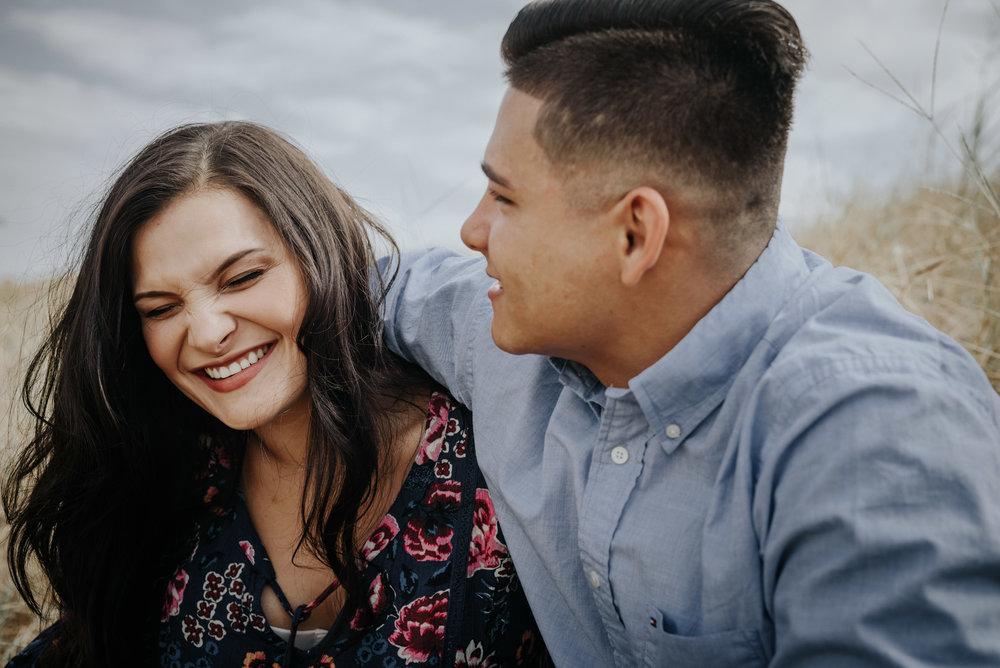 Marli & Brandon Engagement (Aiken SC)