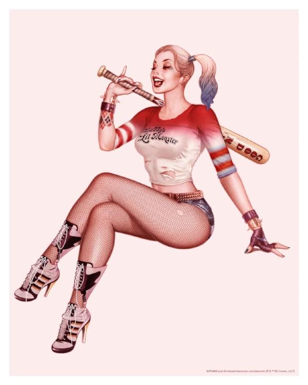Suicide Squad Harley _John_Keaveney 20x16.jpg