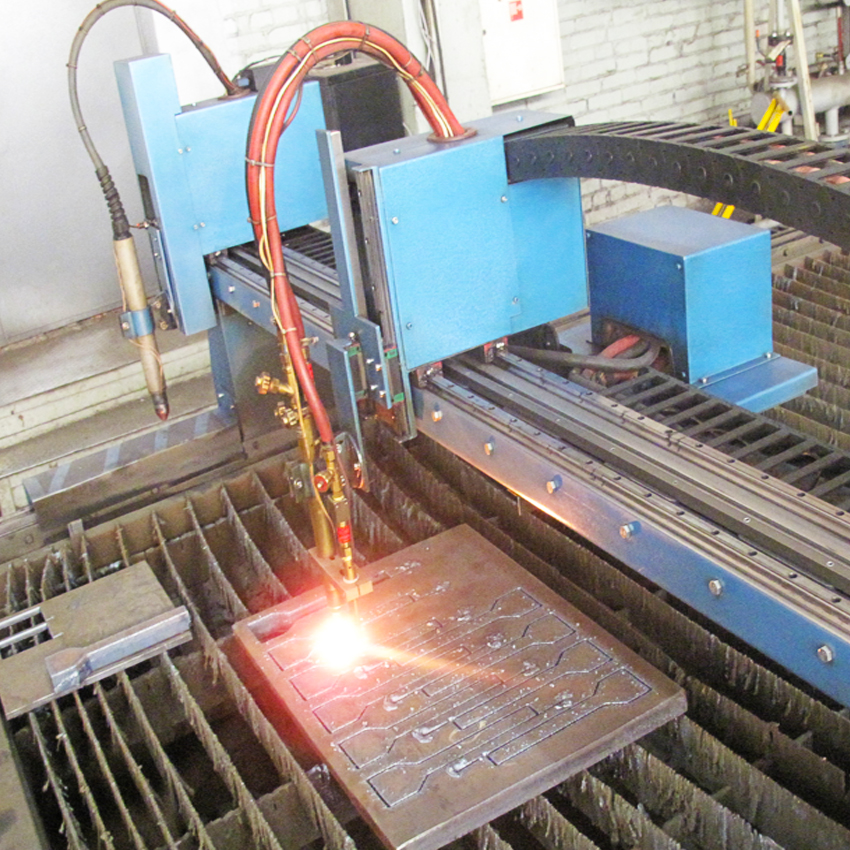 РЕЗКА МЕТАЛЛА   СТ-Машин оказывает услуги по плазменной и газовой (пропан/кислород) резке металлов. Выполняем резку изделий по предоставленным чертежам. Готовывыполнитьчертежлюбого вида, сделать схему, начертитьплан и прорисовать иллюстрацию в 3D формате.