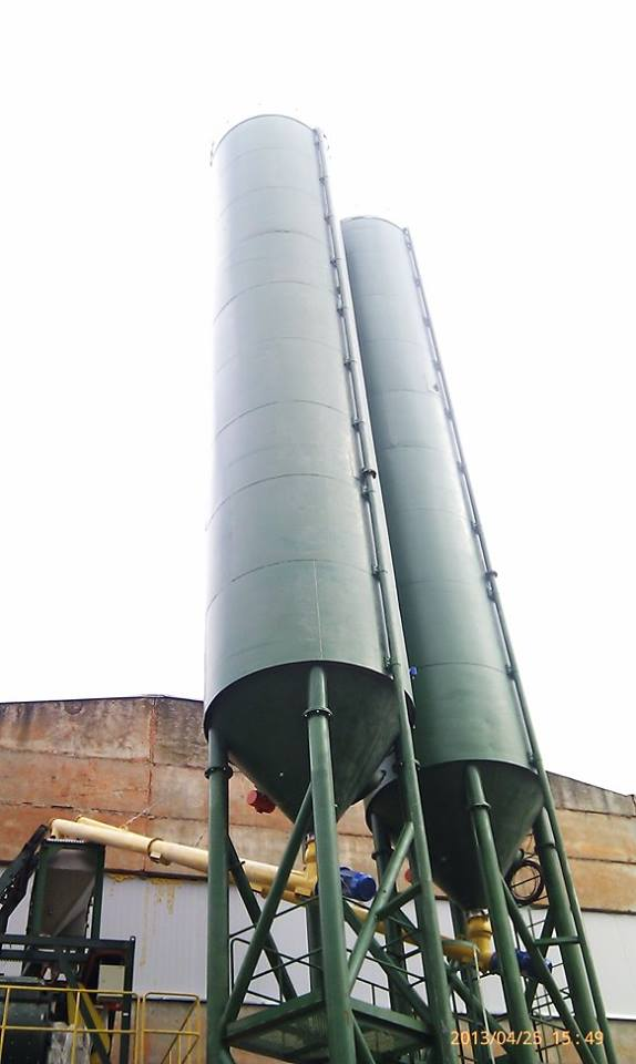 concrete batching plants russia 60m3 in hour