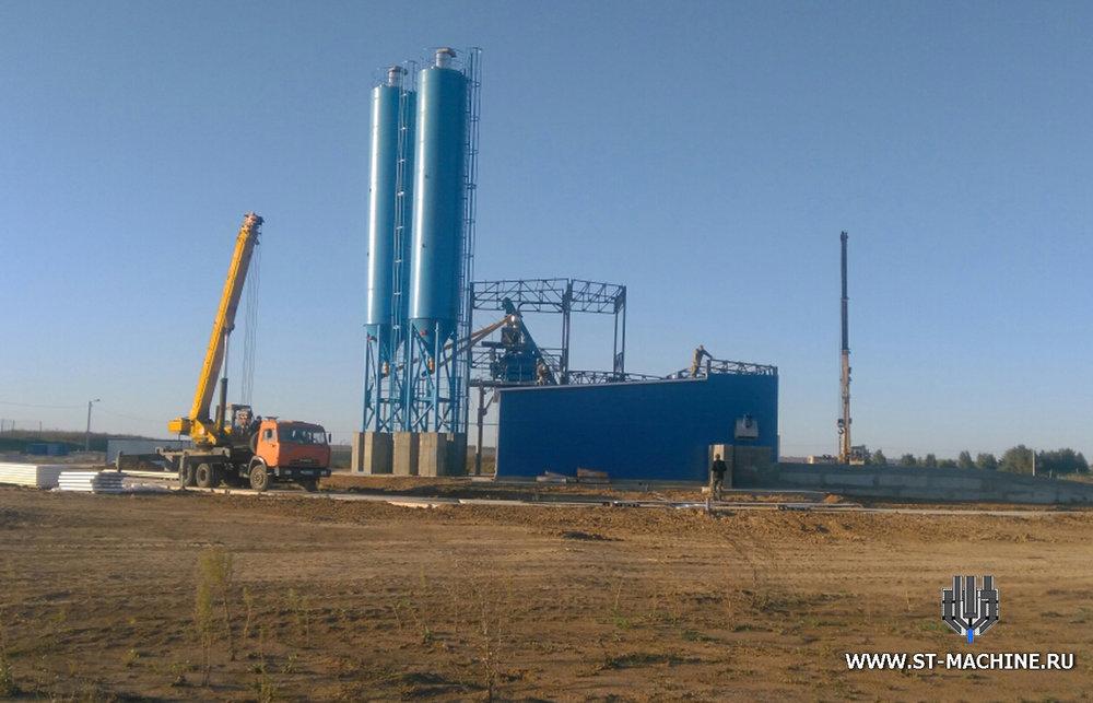 stmachine concrete mixing plant mihailov.jpg
