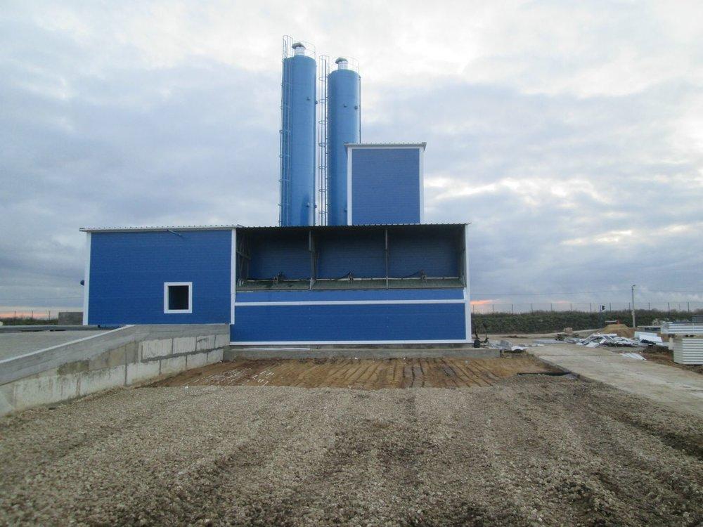 бетонный завод ст-машин
