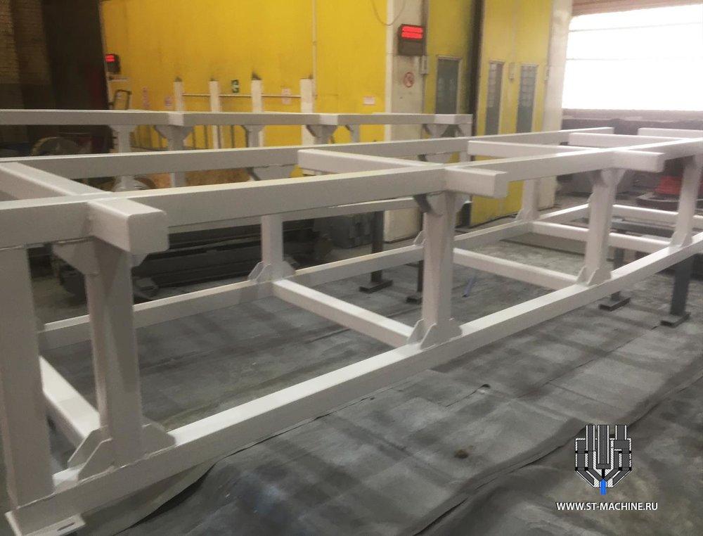 металлоконструкции для строительства Динамо