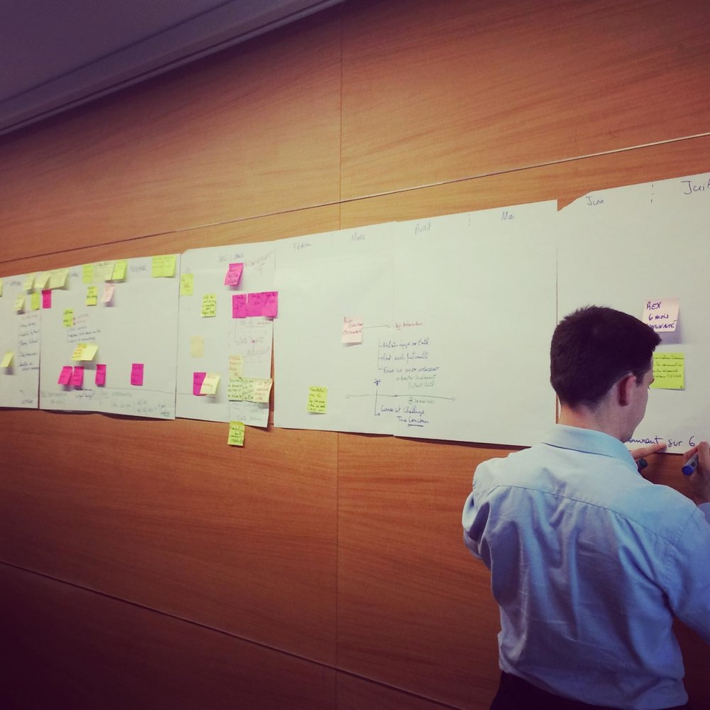 CO-CREATE, PROTOTYPE AND PROMOTE AN ONLINE COMMUNITY OF PRACTICE FOR POWER GRID OPERATOR ENEDIS -