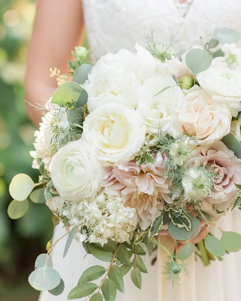 Bride_ Emily - If you are looking for a florist, Chic Girl Flowers is the best choice! We used her for our wedding and can't say enough amazing things about her work! From start to finish, Yen made the entire planning process so easy and fun. I absolutely loved my bouquet, and she designed the most beautiful centerpieces that perfectly fit with my vision for the day. She truly went above and beyond, and we can't thank her enough for making our day so special!!