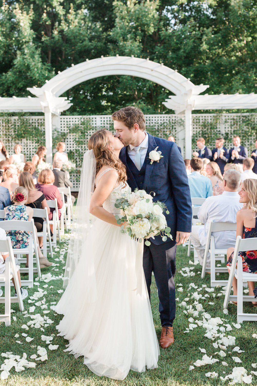 Chesapeake Bay Club Wedding