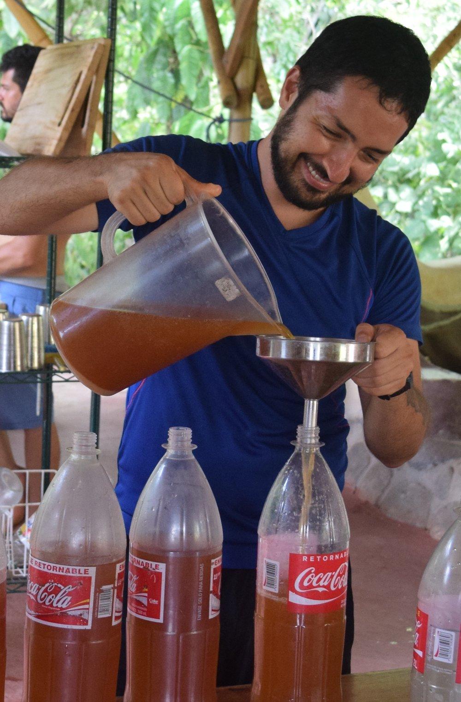 permaculture soda fermentation