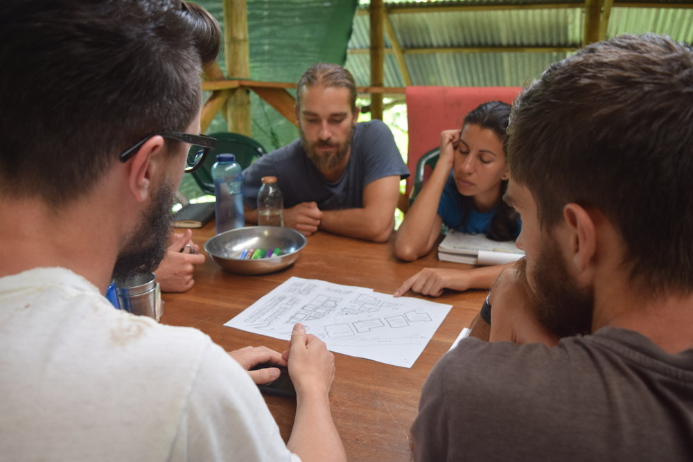 permaculture workshop costa rica