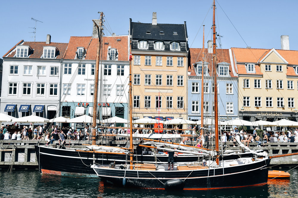 Nyhavn -     the main hub