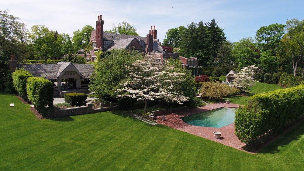 The Castle - landscape development, routine maintenance, fine gardening, phc