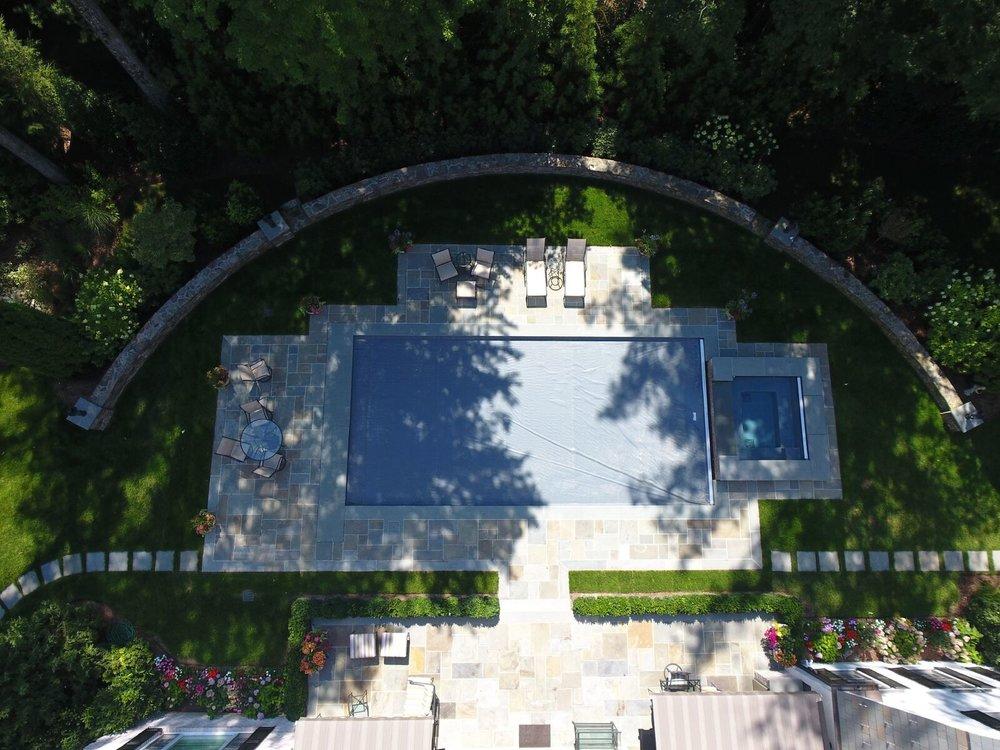 Burgess - patio & landscape development