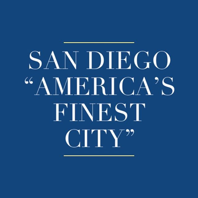 "Why is San Diego called ""America's Finest City""? . . #sandiego #americasfinestcity #california #destination #studyabroad #homestay #sarashomestay #sarahomestay"