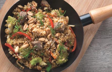 dietas saludables, comida gourmet