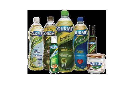 tipos de aceite gourmet alimentacion saludable