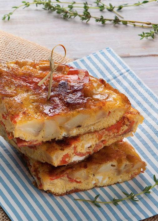 receta de tortilla española
