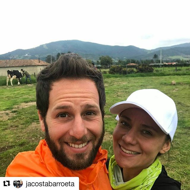 Nuestros Gourmer Runners👍. . . . #Entrenamiento #training #Guasca #Cundinamarca #Colombia #Gourmet #Sport #greenday 🍀.