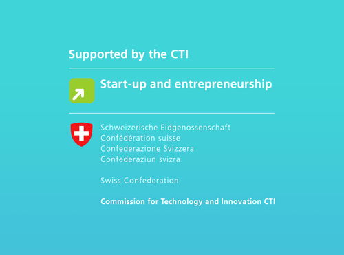 Support - CTI Entrepreneurship is the Swiss federal training programme for the founders of knowledge- and technology-based companies.