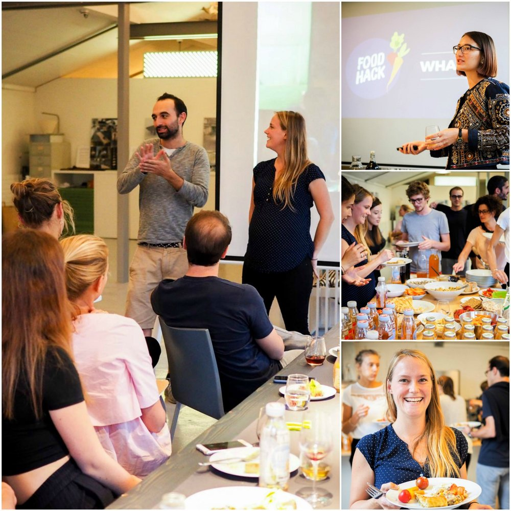Check out photos from our last event with the founders of the social startup, Direct Coffee: