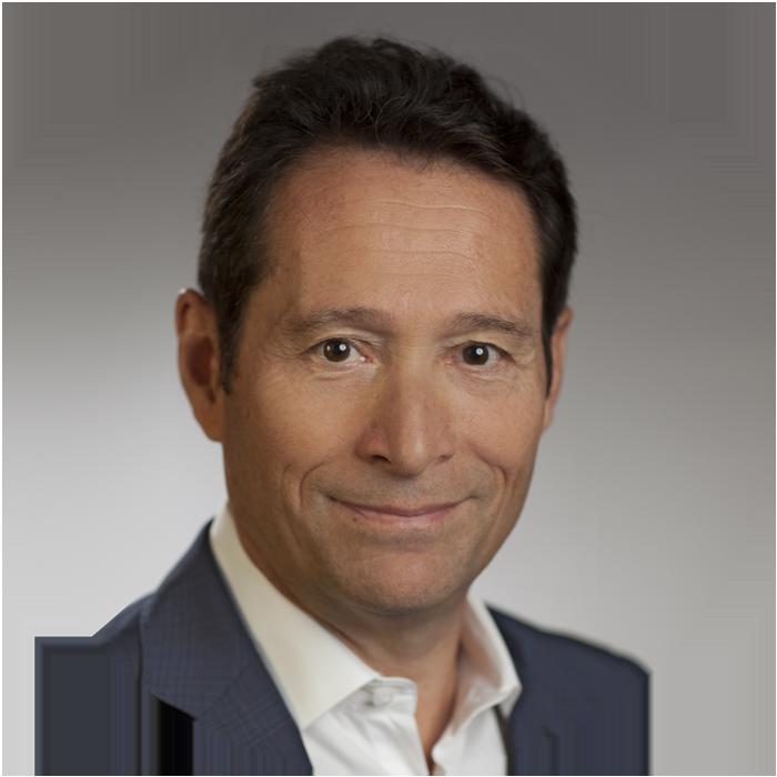 Pascal Allot - Jury - Regional manager IBM Switzerland