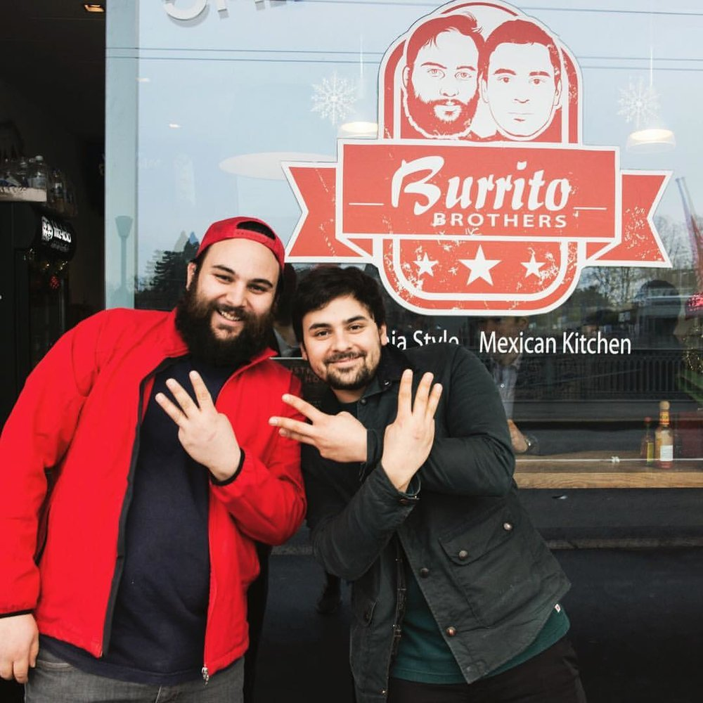 In 4 years, Burrito Brothers has grown to now have 4 locations across Switzerland.