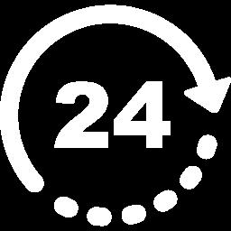 24 / 7 Access