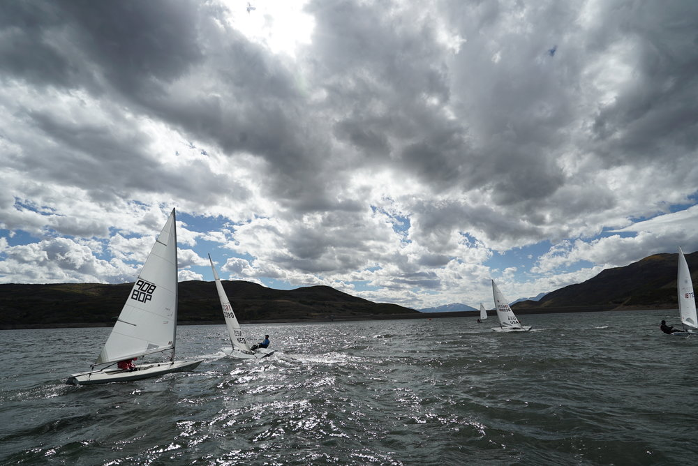 Our Mission - It is the mission of Park City Sailing Association to promote the sport of sailing to the greater Park City community through holistic programs that teach the tactical skills necessary for sailing in additional to boat and water safety.