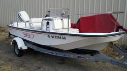 Park City Sailing 17' Whaler