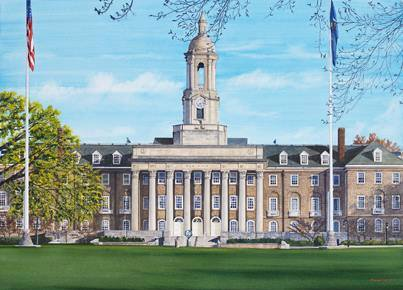 Penn State illustration
