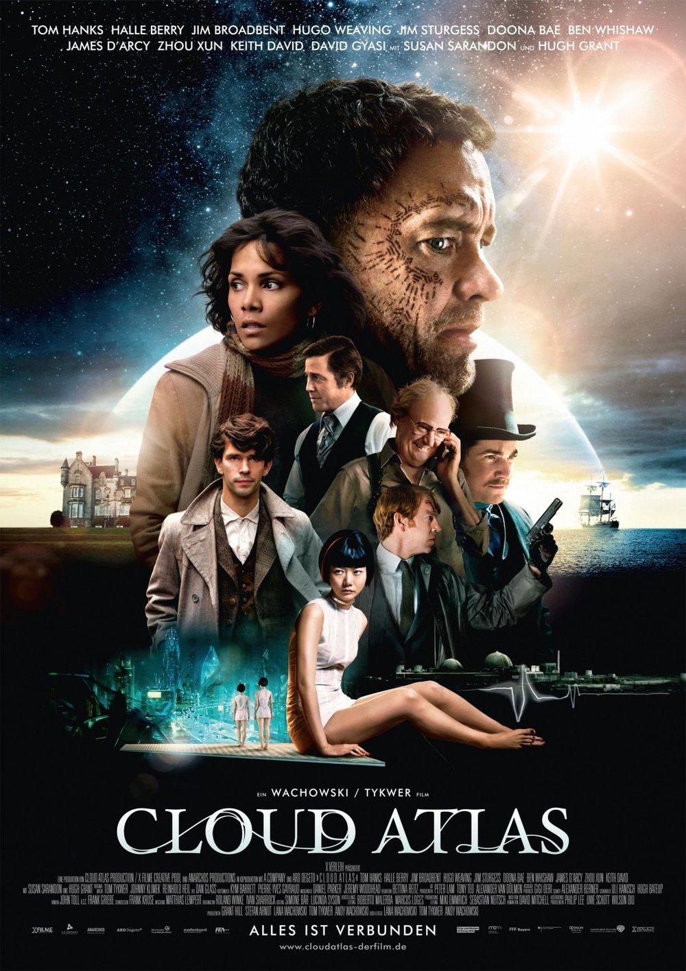 Cloud Atlas Film Movie Poster