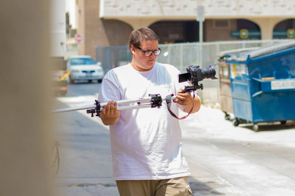 Austin Newell Filming In Fresno Ca