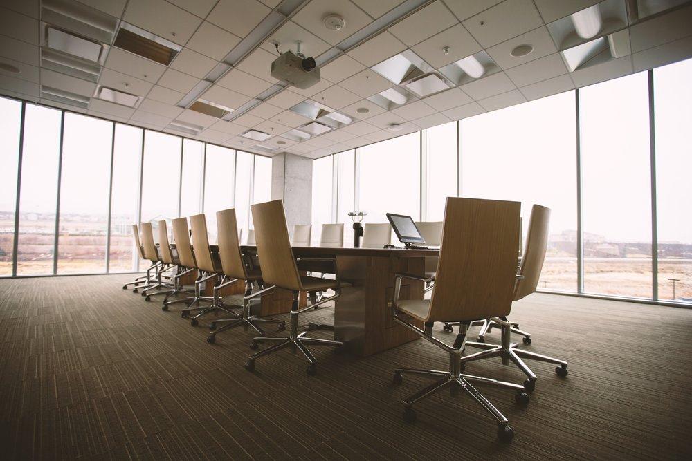 Corporate work? -